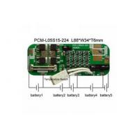 18.5V Protect Circuit Module For 5 Cells Li-Ion Battery Pack Manufactures