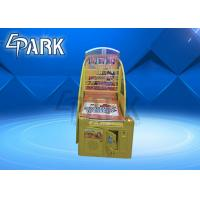 Hardware Material Basketball Shooting Game Arcade Machine For Amusement Park Manufactures