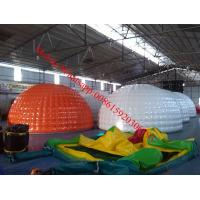 inflatable bubble tent for sale inflatable bubble dome tent Manufactures