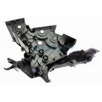 Precision Injection Molding With Deep Rib For BMW Plastic HAVC Parts Heater Box Cover Manufactures