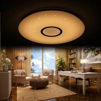Smart Stylish Remote Control Ceiling Light , Wireless Light Fixtures For Ceilings Manufactures
