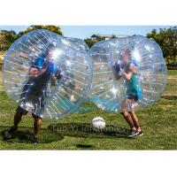 Loopy Bubble Ball Game Inflatable Soccer Bubble Battle For Summer Manufactures