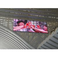 SMD3535 LED Outdoor Video Wall  Electronic Billboard Direct View For DOOH Manufactures