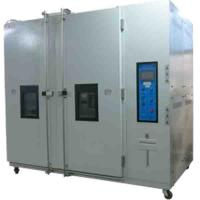 Environment Walk in Stability Test Chamber Tempearture Humidity Heating and Cooling Manufactures