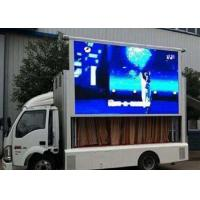 Thin Truck Mounted Led Display P10mm , Smd Television Led Screen Mobiles Manufactures