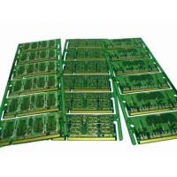 China TEFLON HDI Multilayer Copper Clad Circuit Board 300 × 400mm , Double Sided PCB on sale