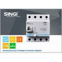 Power legrand rccb 25A / 230V 300ma Residual Current Circuit Breaker for industrial Manufactures