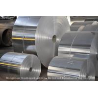 Soft Plain 6 Micron to 7Micron Hydrophilic Aluminium Foil Roll 100-1500mm Manufactures