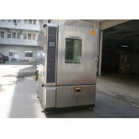 Buy cheap Stainless Steel Constant High Low Temperature Test Chamber For Photovoltaic from wholesalers