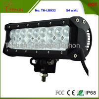 54W 9 Inch Double-Row off-Road LED Light Bar for Arctic Cat, Can-Am, Honda ATV Manufactures