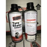 Emergency Harmless Tubeless Tire Sealant For Motorcycle / Electrical Bicycle Manufactures