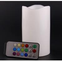 flameless remote control led light candle Manufactures