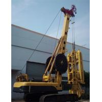 Low Noise Crawler Crane Diaphragm Wall Grab For Diaphragm Wall Construction Process Manufactures