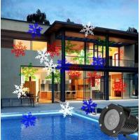 outdoor FACTORY Christmas IP65 RGB full stars 8 images laser garden light Manufactures