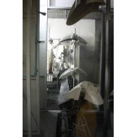 High Efficiency Motorbike / Motorcycle Assembly Line Production System Spray Paint Booth Manufactures