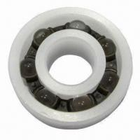 Quality Plastic bearing, used in acid-base environment for sale