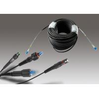 FTTA RRU RRH Fiber Optic Cable Assemblies 4.8mm or 7.0mm CPRI Cable for Huawei ZTE Manufactures