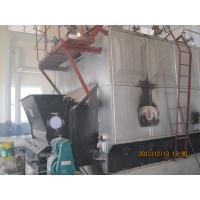 Thermal Insulated ASME Oil Gas Fired Steam Boiler Replacement , 8 Ton Manufactures