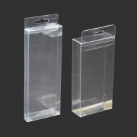 China 0.20mm Disposable Die Cut Clear Plastic Storage Boxes on sale