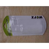 Cleaning Kit Blister Pack Packaging Euro Hang Hole Logo Printed Manufactures