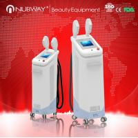shr 2800w professional 2 handpiece e-light lamp 1Mhz ipl shr machine with ice-light Manufactures