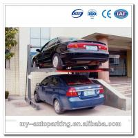 Quality China Park Equipment Commericial Car Parking Lift System Double Deck Parking for sale