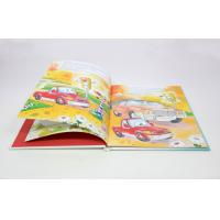 Perfect Bound Full Color Hardcover Book Printing Children Story Book Printing Manufactures