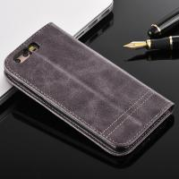 Huawei P10 PLUS Magnetic Leather Case Heavy Duty Two Card Slot For Business Manufactures