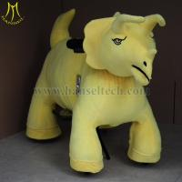 Hansel coin operated kiddies rides battery powered animals riding toy Manufactures