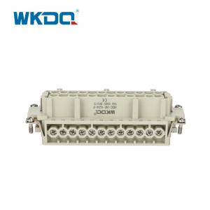 IEC 61984 500V Male Female Heavy Duty Connector 1.0mm2 Manufactures