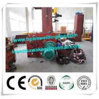 Quality Automated Assembling Straightening H Beam Welding Machine Low Noise for sale