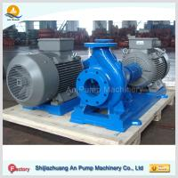 IS series clear water centrifugal farm irrigation water pump Manufactures