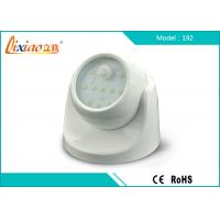 Automatic Motion-Sensor LED  Porch Light wireless with 10pcs SMD Led Manufactures