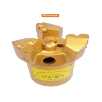 Buy cheap Non - Coring PDC Core Bits Concave Drilling Bit ISO Approved Long Working Life from wholesalers