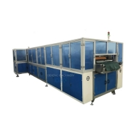 Factory Price Non Woven Fabric Hospital Surgical Gown Making Production Line Manufactures