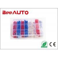 Auto Electrical Cable Terminal Assortment Kit Heat Shrink Resistant For Car Truck Manufactures