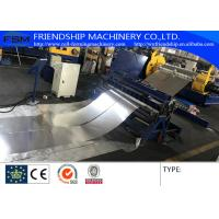 1800mmx0.18mm Thickness Steel Coil Slitting Line with 10Ton Capactiy car and Rerolling Manufactures