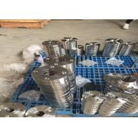 Round 3 Stainless Steel Pipe Reducer Fittings Raised Face With Finish To Mss Sp6