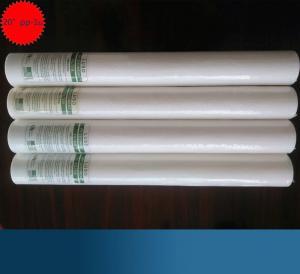 "Water Filter Cartridge 20"" 1u Sediment Spun PP Melt Blown Water Filter Cartridge Manufactures"