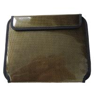 Digital GRID Tablet Cover Bag / Electronics Travel Organizer 29*24*2 CM Manufactures