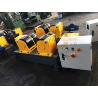 Carry 12 Ton Turning Rolls Welding , Heavy Duty Rotator For 1500mm Diameter To Australia Manufactures