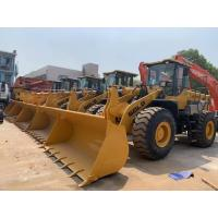17 Ton Front End Loader Bucket 3m3 Rated Loading Weight 5 Ton SDLG LG956L Manufactures