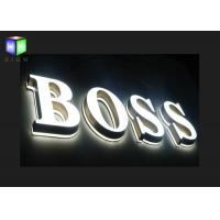 Buy cheap High Brightness Led Channel Letters , Custom Backlit Channel Letter Signs from wholesalers