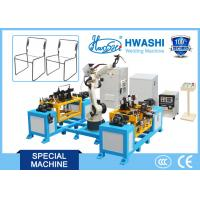 Furniture Industrial Welding Robots For Steel Chair With Double Positioners Manufactures