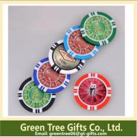 High Quality Rectangular Poker Chip Poker Plaque Acrylic Poker Chips Manufactures