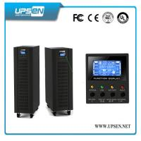 Uninterrupted Power Supply Three Phase Online UPS 10-30kva With LCD Display Manufactures