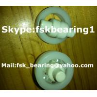 Buy cheap High Friction 6201 Deep Groove Ball Bearing Plastic Ball Bearings from wholesalers