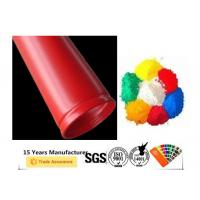 Epoxy Smooth Finish 	Pipeline Powder Coating Good Bending Resistance Manufactures
