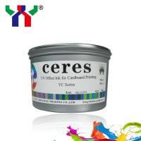 Ceres UV offset printing ink YC series CMYK Manufactures