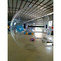 Quality PVC Water Bounce Inflatable Human Water Walking Ball , Walking On Water Bubble Ball for sale
